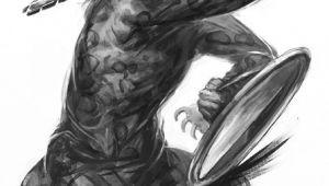Wolf Warrior Drawing Pin by Darsenite On Gloranthan Denizens Aztec Warrior Jaguar