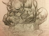 Wolfman Drawing 104 Best Drawing Werewolves Images Character Design Cool Drawings