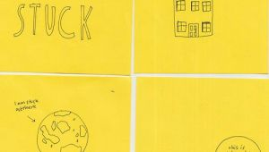 Yellow Drawing Tumblr Via Tumblr Rubyetc Art and Fings Truth Pinterest Words
